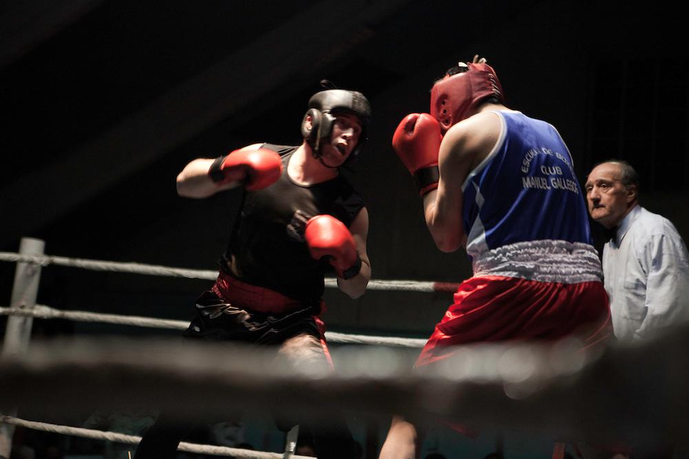 Boxeo Puerto Natales