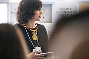 Dessislava Dimitrova, Head of Healthcare Transformation, Shaping the Future of Health and Healthcare, World Economic Forum speaking during the session Investing in Mental Health at the World Forum World Economic Forum on Africa 2019. Copyright by World Economic Forum / Greg Beadle