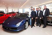 Ferrari Product Event, Sydney, Australia.