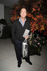 JULIAN CLARY at a reception before the launch of the English National Ballet Christmas season launch of The Nutcracker held at the St,Martins Lane Hotel, London on 5th December 2008.