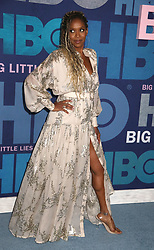 May 29, 2019 - New York City, New York, U.S. - Actress MERRIN DUNGEY attends HBO's Season 2 premiere of 'Big Little Lies' held at Jazz at Lincoln Center. (Credit Image: © Nancy Kaszerman/ZUMA Wire)