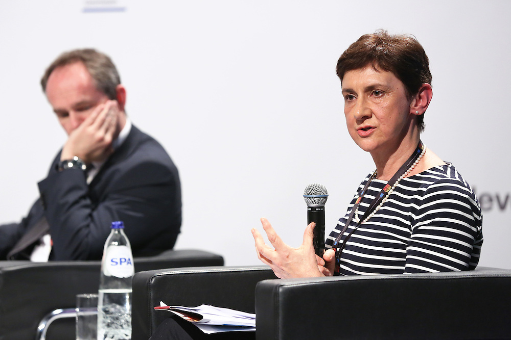 03 June 2015 - Belgium - Brussels - European Development Days - EDD - Trade - Trade for inclusive and sustainable growth - Trudi Hartzenberg , Executive Director , tralac © European Union