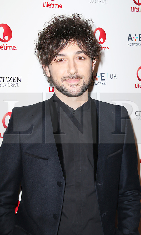 Alex Zane, Lifetime launch party, One Marylebone, London UK, 29 October 2013, Photo by Richard Goldschmidt © Licensed to London News Pictures. Photo credit : Richard Goldschmidt/Piqtured/LNP