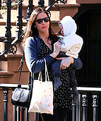 Liv Tyler And Son Sailor Out In West Village