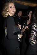 EVA HERZIGOVA, Liberatum Cultural Honour for Francis Ford Coppola<br /> with Bulgari Hotel & Residences, London. 17 November 2014