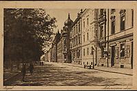 """Zagreb : Mihanovićeva ulica. <br /> <br /> Impresum[Koprivnica] : [Naklada Vinka Vošickog, Knjižara [1920].<br /> Materijalni opis1 razglednica : tisak ; 9 x 14 cm.<br /> NakladnikNakladna knjižara Vinka Vošickog<br /> Mjesto izdavanjaKoprivnica<br /> Vrstavizualna građa • razglednice<br /> ZbirkaZbirka razglednica • Grafička zbirka NSK<br /> Formatimage/jpeg<br /> PredmetZagreb –– Ulica Antuna Mihanovića<br /> SignaturaRZG-MIH-8<br /> Obuhvat(vremenski)20. stoljeće<br /> NapomenaRazglednica je putovala 1920. godine. • Razglednica je tiskana u sklopu edicije """"Jugoslavenski krajevi"""" koja je izlazila tijekom 1920-ih i 1930-ih godina.<br /> PravaJavno dobro<br /> Identifikatori000955108<br /> NBN.HRNBN: urn:nbn:hr:238:066381 <br /> <br /> Izvor: Digitalne zbirke Nacionalne i sveučilišne knjižnice u Zagrebu"""