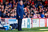 Portsmouth Manager Kenny Jackett  during the EFL Sky Bet League 1 match between Accrington Stanley and Portsmouth at the Fraser Eagle Stadium, Accrington, England on 27 October 2018.
