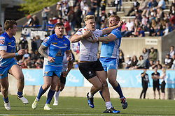 May 20, 2017 - Toronto, Ontario, Canada - DAN FLEMING (10) in action during the Rugby League game between  game between Toronto Wolfpack and Barrow Raiders (Credit Image: © Angel Marchini via ZUMA Wire)