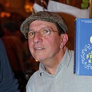 NLD/Amsterdam/20181121 - Boekprrsentatie De Bijbel van. de Franse Keuken, Alain Caron