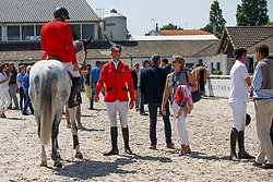 Jufer Alain, SUI<br /> Longines FEI Jumping Nations Cup de France<br /> La Baule 2018<br /> © Hippo Foto - Dirk Caremans<br /> 20/05/2018
