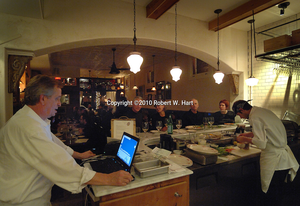 Lucia restaurant: names to come