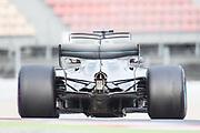 March 7-10, 2017: Circuit de Catalunya. Lewis Hamilton (GBR), Mercedes AMG Petronas Motorsport, F1 W08  diffuser detail photo