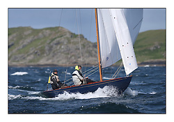 Day five of the Fife Regatta, Race from Portavadie on Loch Fyne to Largs. <br /> <br /> <br /> * The William Fife designed Yachts return to the birthplace of these historic yachts, the Scotland's pre-eminent yacht designer and builder for the 4th Fife Regatta on the Clyde 28th June–5th July 2013<br /> <br /> More information is available on the website: www.fiferegatta.com