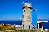 Espagne, Biscaye, Pays basque, phare de Matxitxako // Spain, Biscay, Basque Country, Matxitxako lighthouse