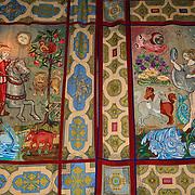 Globe Theatre Tapestry - London