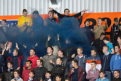 Falkirk 0 v 5 Aberdeen, the third round of the Scottish League Cup.<br /> ©Michael Schofield.