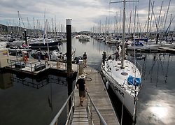 Caledonia MacBrayne Largs Regatta Week 2016<br /> <br /> Largs Yacht Haven <br /> <br /> Credit Marc Turner / PFM Pictures.co.uk