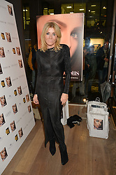 MICHELLE COLLINS at the launch of Simply Glamorous by Gary Cockerill held at Alon Fine Art, 5-7 Dover Street, London on 16th September 2015.