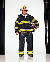 """Captain, Ladder 6, FDNY<br /> <br /> Jonas had led his crew to the 27th floor of the north tower when they heard and felt the other tower collapse. He told his team, """"If that one can go, this one can go. It's time for us to get out of here."""" When the north tower fell, the six men of Ladder 6 were trapped in Stairway B with eight other emergency workers and Josephine Harris.<br /> <br /> """"When those towers came down, 343 brave and heroic souls came up through the rubble and went to heaven. Their last act on earth was helping their fellow man. These firemen rasied the bar fo firemen all over the world."""""""