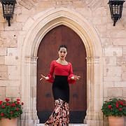 Flamenco dancer 4