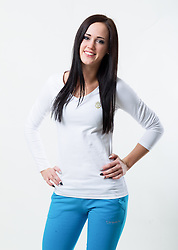 Patricija Pangersic na izboru za Miss Sporta Slovenije 2014, on January 14, 2014 in Ljubljana, Slovenia. Photo by Vid Ponikvar / Sportida