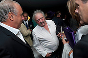 PHILIP GREEN; DAVID BAILEY;, The 2009 GQ Men Of The Year Awards at The Royal Opera House. Covent Garden.  8 September 2009.