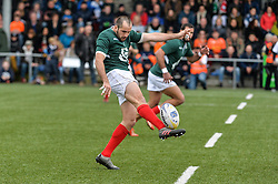 March 4, 2017 - Amsterdam, Netherlands - Nuno Penha Costa of Portugal during the Rugby Europe Trophy match between the Netherlands and Portugal at the National Rugby Centre Amsterdam on March 04, 2017 in Amsterdam, Netherlands  (Credit Image: © Andy Astfalck/NurPhoto via ZUMA Press)