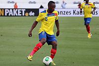 Fotball<br /> Foto: imago/Digitalsport<br /> NORWAY ONLY<br /> <br /> 29.05.2013 <br /> Elvis Bone (ECU) - Laenderspiel Tyskland vs. Ecuador