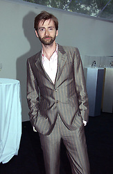 Actor DAVID TENNANT at the 2006 Glamour Women of the Year Awards 2006 held in Berkeley Square Gardens, London W1 on 6th June 2006.<br />