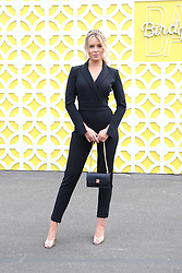 AU_1391515 - Melbourne, AUSTRALIA  -  AAMI Victoria Derby Day celebrities and VIPs in the Birdcage.<br /> <br /> Pictured: Lucy Brownless<br /> <br /> BACKGRID Australia 3 NOVEMBER 2018 <br /> <br /> BYLINE MUST READ: Richard Milnes / BACKGRID<br /> <br /> Phone: + 61 2 8719 0598<br /> Email:  photos@backgrid.com.au