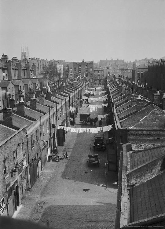 Cockspear Street, Shipping, London, 1933