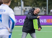 AMSTELVEEN - Coach Roelant Oltmans (Kampong)    tijdens   hoofdklasse hockeywedstrijd mannen, Pinoke-Kampong (2-5) . COPYRIGHT KOEN SUYK