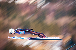 31.12.2017, Olympiaschanze, Garmisch Partenkirchen, GER, FIS Weltcup Ski Sprung, Vierschanzentournee, Garmisch Partenkirchen, Qualifikation, im Bild Piotr Zyla (POL) // Piotr Zyla of Poland during his Qualification Jump for the Four Hills Tournament of FIS Ski Jumping World Cup at the Olympiaschanze in Garmisch Partenkirchen, Germany on 2017/12/31. EXPA Pictures © 2018, PhotoCredit: EXPA/ JFK