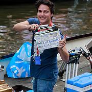 NLD/Amsterdam/20110806 - Canalpride Gaypride 2011, regisseur Tim Oliehoek
