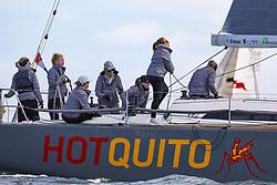 , Kiel - Kieler Woche 17. - 25.06.2017, ORC 3 - AKKA - GER 6484 - Anke SCHEUERMANN - FINNFLYER 36 - Hamburger Segel-Club e. V