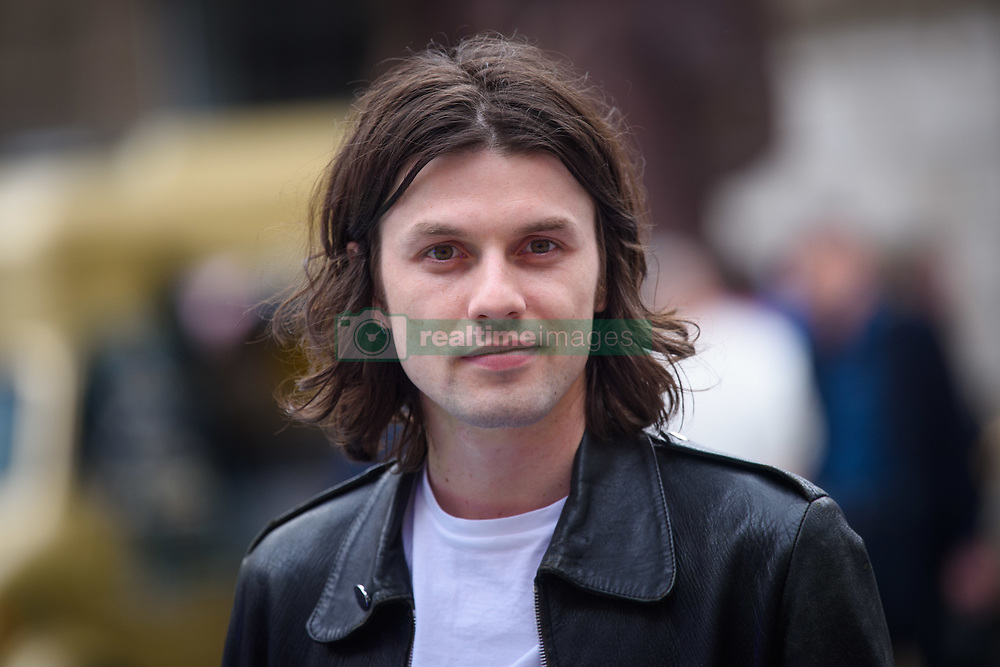 James Bay arriving for Royal Academy of Arts Summer Exhibition Preview Party 2019 held at Burlington House, London. Picture date: Tuesday June 4, 2019. Photo credit should read: Matt Crossick/Empics. EDITORIAL USE ONLY.