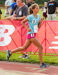 Ainsley Ramsey, youth mile