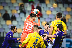 during football match between NK Maribor and NK Bravo in 25th Round of Prva liga Telekom Slovenije 2019/20, on March 7, 2020 in Ljudski vrt, Maribor, Slovenia. Photo by Blaž Weindorfer / Sportida