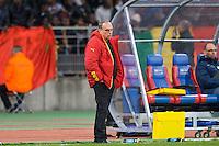 Avram Grant  - 31.03.2015 - Ghana / Mali  - Match amical<br /> Photo : Andre Ferreira / Icon Sport