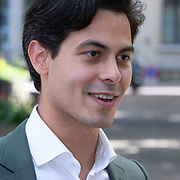 NLD/Den Haag/20200702 - Diervriendelijke Parlementaire Barbecue, Rob Jetten