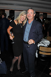 NICK & NETTE MASON at a dinner to celebrate the 30th anniversary of Le Caprice, Arlington Street, London SW1 on 4th October 2011.