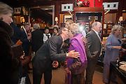 ASHLEY HICKS; COUNTESS MOUNTBATTEN OF BURMA , Book launch for ' Daughter of Empire - Life as a Mountbatten' by Lady Pamela Hicks. Ralph Lauren, 1 New Bond St. London. 12 November 2012.