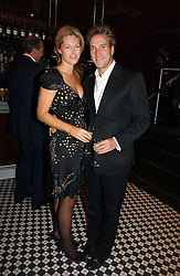 BEN & MARINA FOGLE at The Christmas Cracker - an evening i aid of the Starlight Children's Charity held at Frankies, Knightsbridge on 13th December 2006.<br /><br />NON EXCLUSIVE - WORLD RIGHTS
