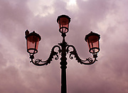 Decorative Street Lamp 2013.