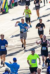 04-11-2018 USA: 2018 TCS NYC Marathon, New York<br /> Race day  TCS New York City Marathon / Freek