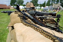 Cleethorpes 2015 - Sturmgewehr 44<br /> <br /> August 2015<br />  Image © Paul David Drabble <br />  www.pauldaviddrabble.co.uk