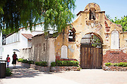 The Old Grapevine of San Gabriel