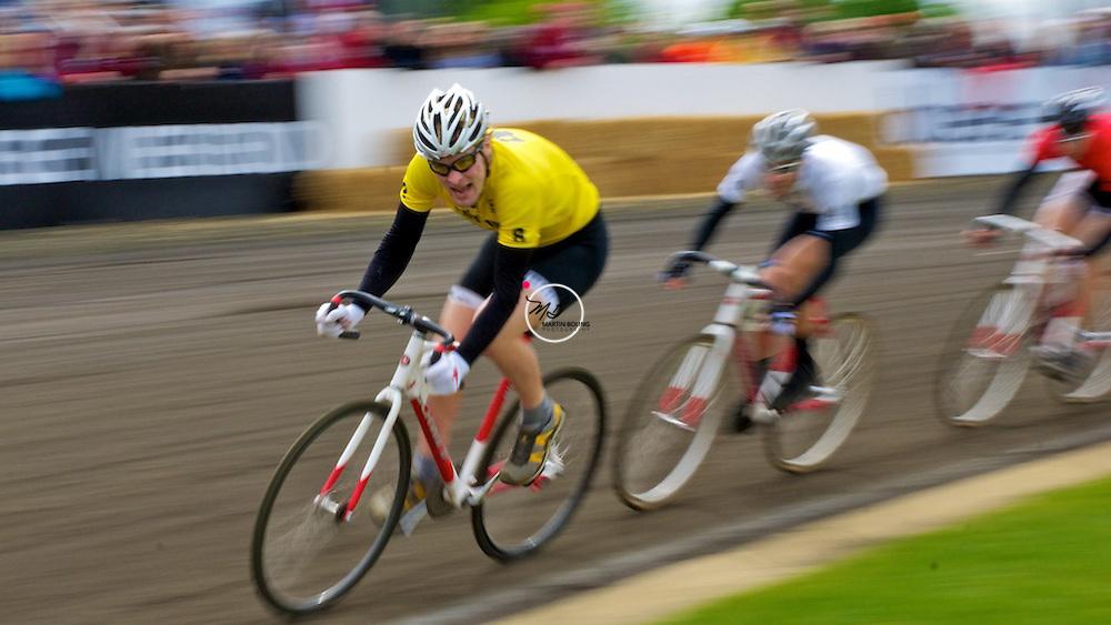 Men's Little 500, 2012, Indiana University, Bicycle Race