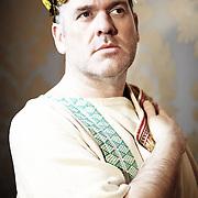 Chris Moyles Portrait from Keith Lemon The Film 2012 by Aidan Monaghan Photographer