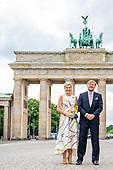 Koninklijk Paar brengt een Staatsbezoek Duitsland - Dag 1